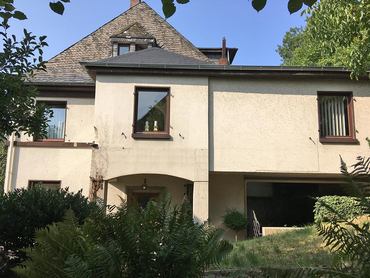 Wertgutachten – Wohnhaus mit Büroetage, Linz